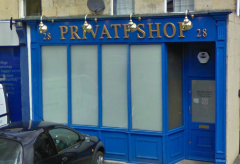 Sex shops bristol