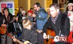 Guitar School Have 4th Charity Busk