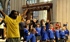 Schools Join In With Abbey Workshop