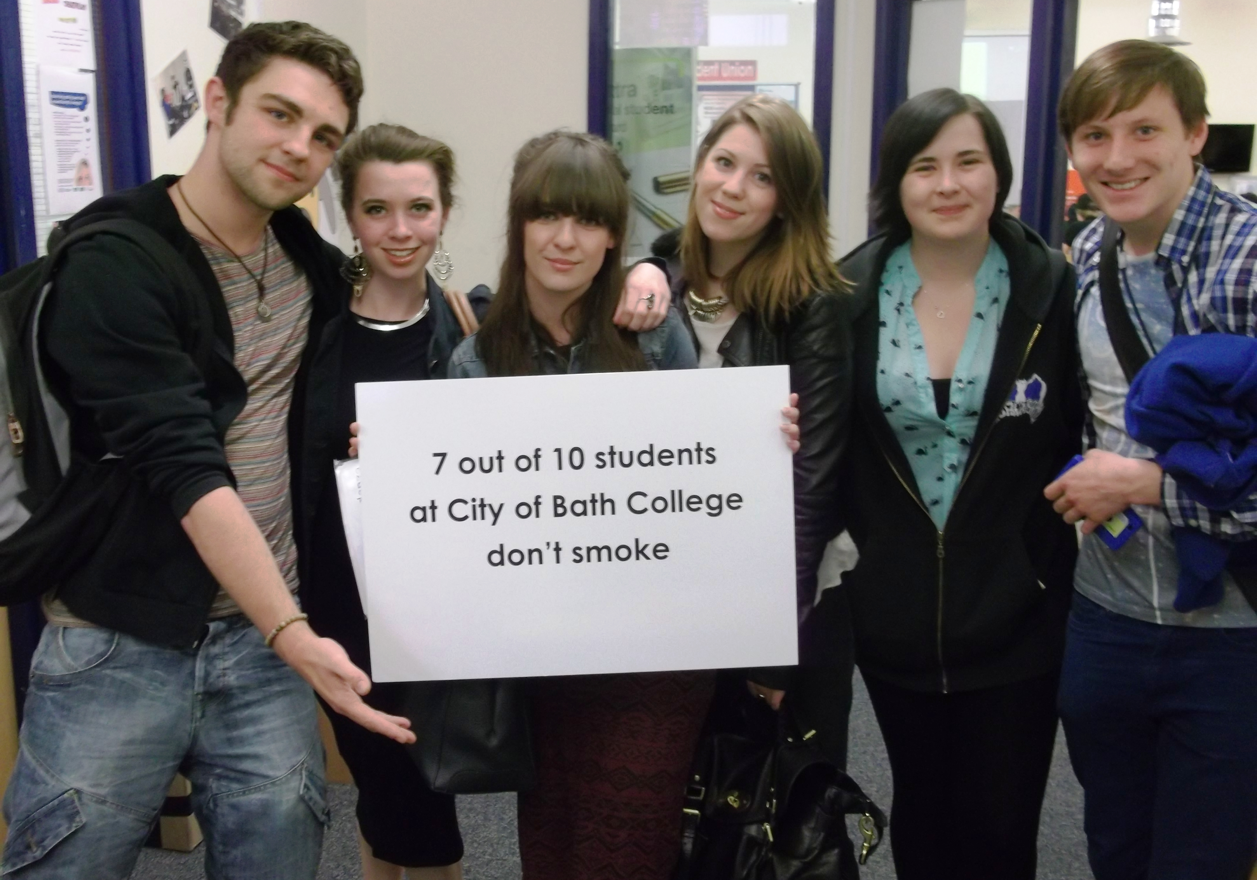 smoking on college campus Why do students light up for the first time on campus the observational pros and cons.