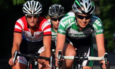 Cycling Club Encourages Women Racers