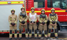 Avon Fire & Rescue Service on the lookout for part-time firefighters