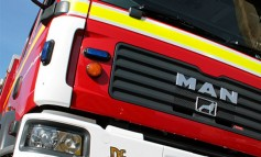Man in his 20s treated for smoke inhalation following fire at property in Bath