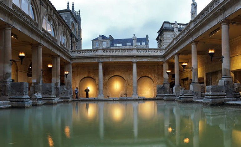 Roman Baths launches new \'Beneath My Feet\' app to help visitors ...