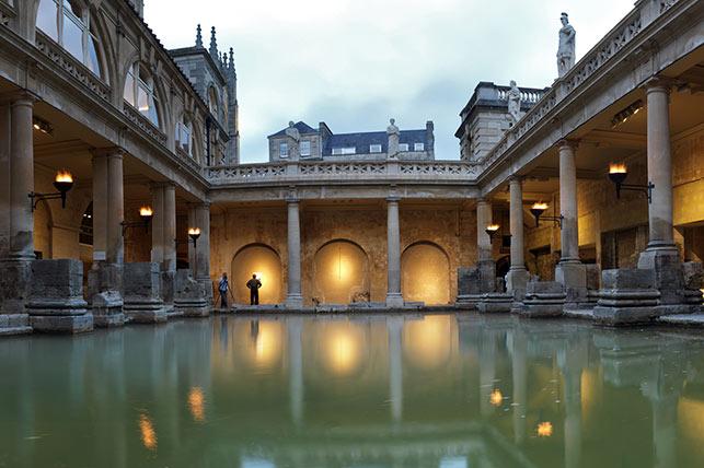 Roman Baths launches new 'Beneath My Feet' app to help visitors explore site