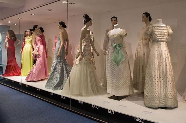 The bath fashion museum