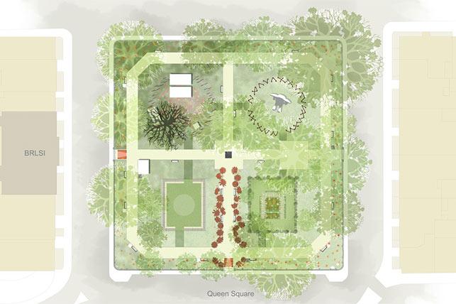 Bath architects create magical fantastical landscape for Landscape architects bath