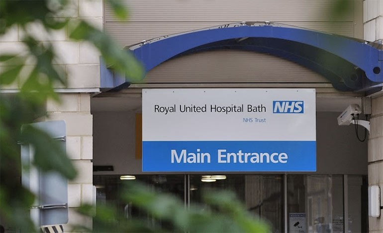 Royal United Hospital in Bath trials new 'instant' prostate cancer test results