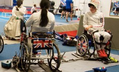 Wheelchair fencer and skeleton star join ranks of MJ Church sporting ambassadors