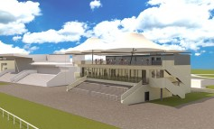 Bath Racecourse celebrates full planning approval for new grandstand