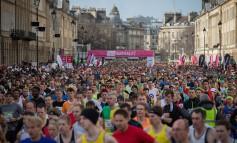 Entries are open for the 2017 Vitality Bath Half Marathon Corporate Challenge