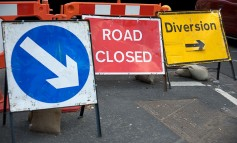 Overnight lane closures in Saltford this month for improvements