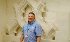 Industry award for college stonemasonry lecturer 'dedicated to craft'