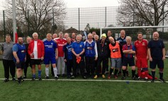Age UK B&NES' walking football players to be joined by team of special guests