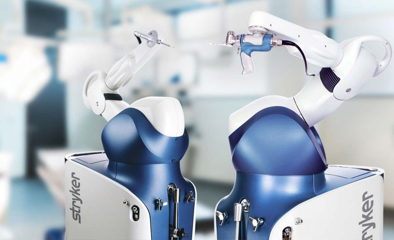 Pioneering robotic-arm assisted surgery introduced at Circle Bath Hospital