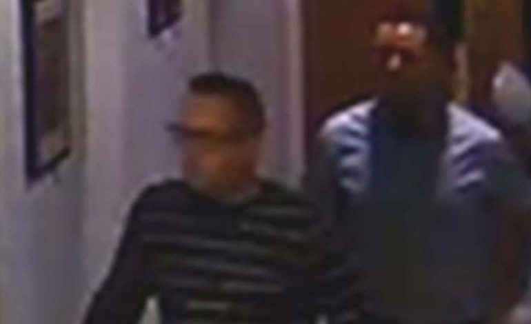 Two people sought by police after man placed in chokehold and punched