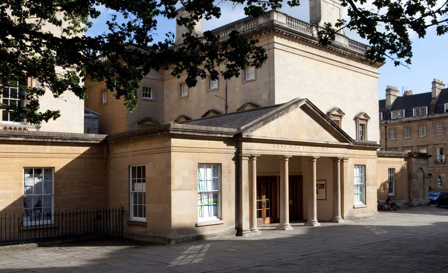 Bath Preservation Trust welcomes plans to transform the Assembly Rooms