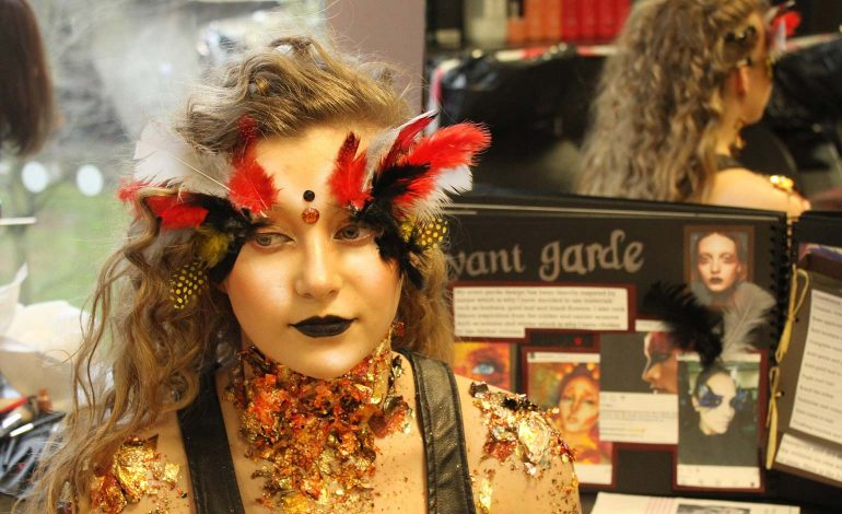 Annual hair and beauty competition sees Bath students enter fantasy world