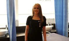 Bath College beauty student picked as a reserve for TeamGym GB