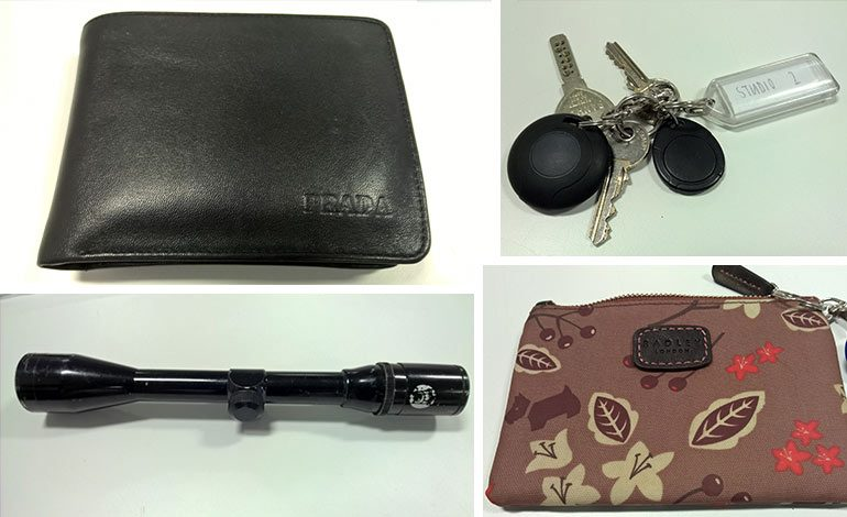 Police appeal for help to trace owners of recovered suspected stolen property