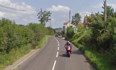 New footpath along hazardous stretch of road safely links communities together