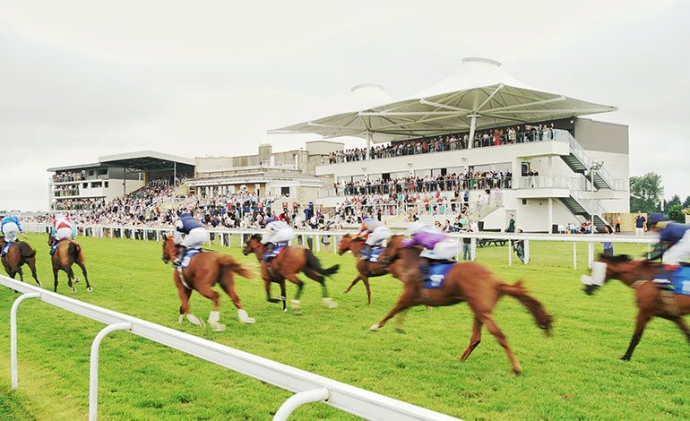 Bath Racecourse completes redevelopment with opening of new grandstand