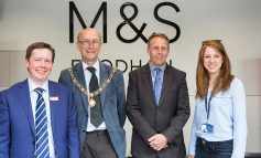 New M&S Foodhall in Bath announces support for Trauma Recovery Centre