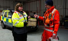 Great Western Air Ambulance marks one year of pre-hospital blood transfusions