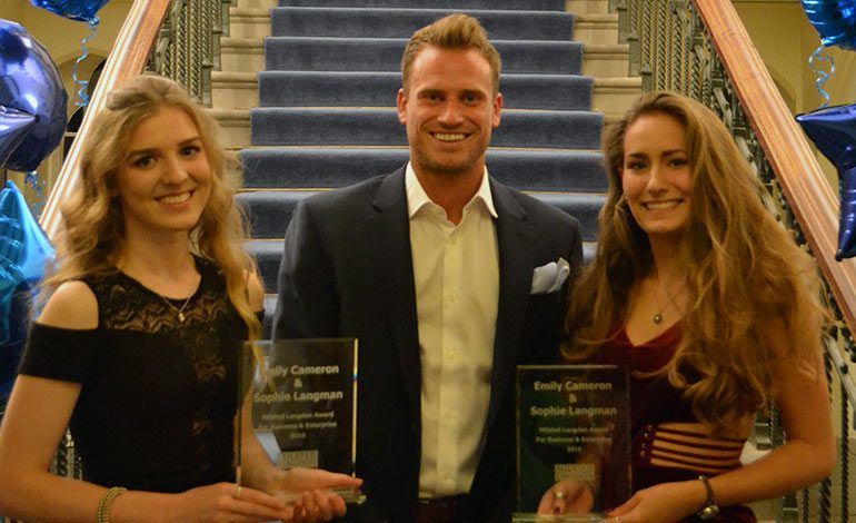 Award Winning Bath Accountancy Firm Recognises Student