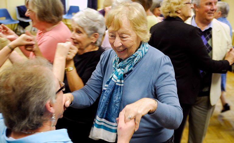 Age UK B NES Tea Dance Set To Celebrate International Older People S Day