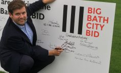 Just £50,000 needed to help the Big Bath City Bid reach their fundraising target