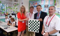 £1500 of local funding helps bring chess to Peasedown St John school curriculum