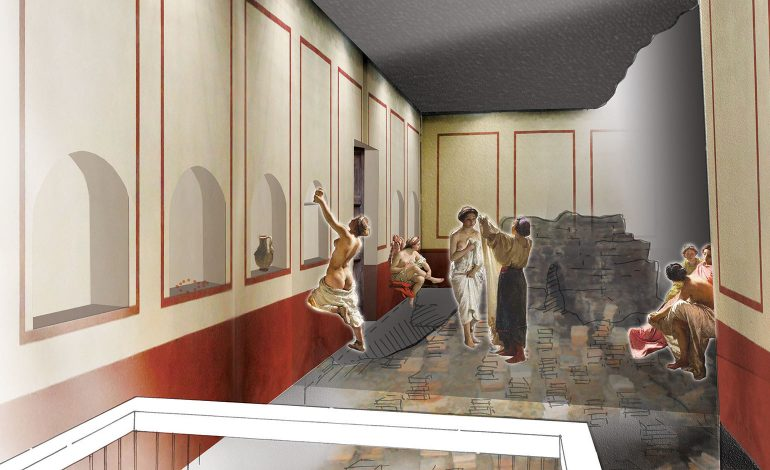 Rooms In Ancient Roman Houses