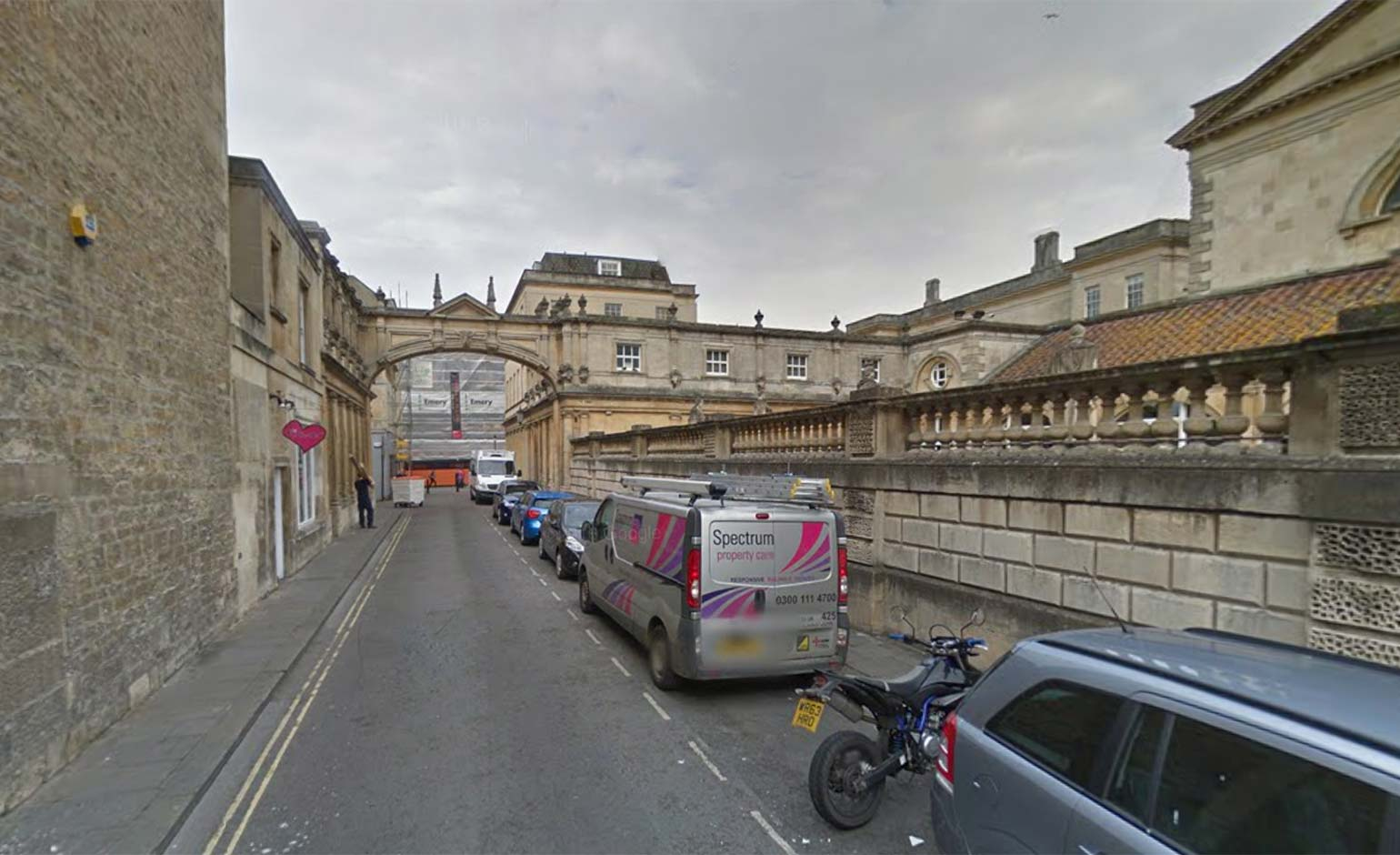 York Street In Bath To Be Closed For Up To 8 10 Weeks For
