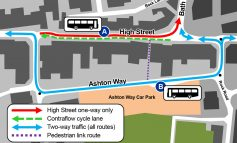 Views sought on experimental one-way trial on Keynsham High Street