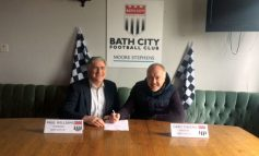 Bath City FC manager Gary Owers commits to club with new two-year contract
