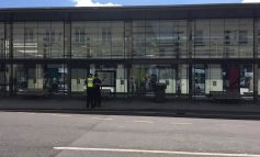 Bath bus station evacuated by police and cordon set up due to unattended bag