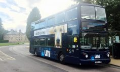 First in Bath to temporarily change buses on city centre route over the summer