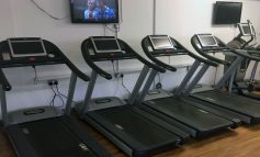 New cardiovascular equipment installed at Culverhay Leisure Centre in Bath