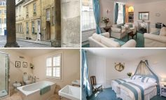 Abbey Mews Townhouse in Bath wins VisitEngland's prestigious Rose Award