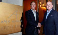 Season long Bath Rugby partnership announced for Apex City of Bath Hotel