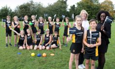 Bloor Homes provide boost for sport at St Stephen's Primary School in Bath