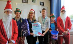 Dorothy House partners with Bath College students on 'Santa & Elf Run' project