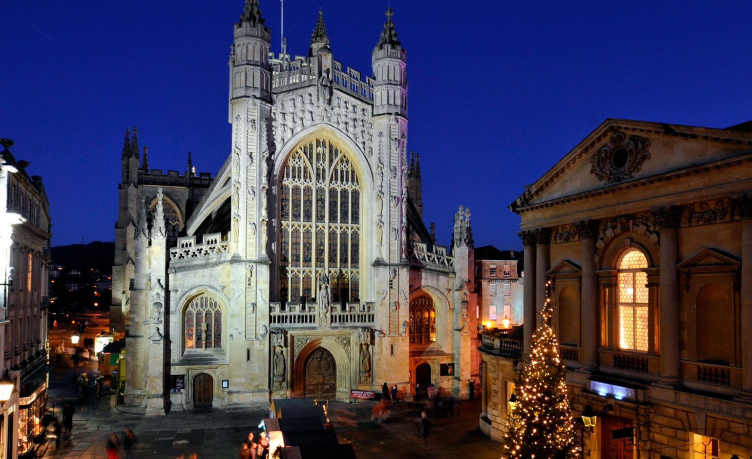 Bath Abbey set to welcome over 50,000 visitors through their doors this December