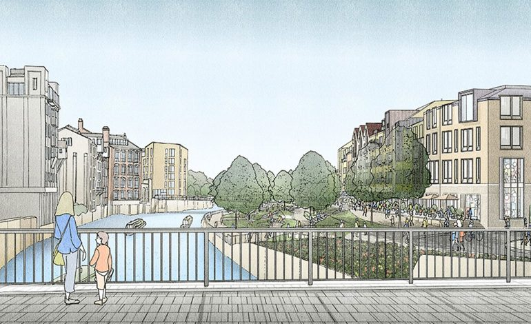 Affordable housing 'a top priority' for Bath Quays North development