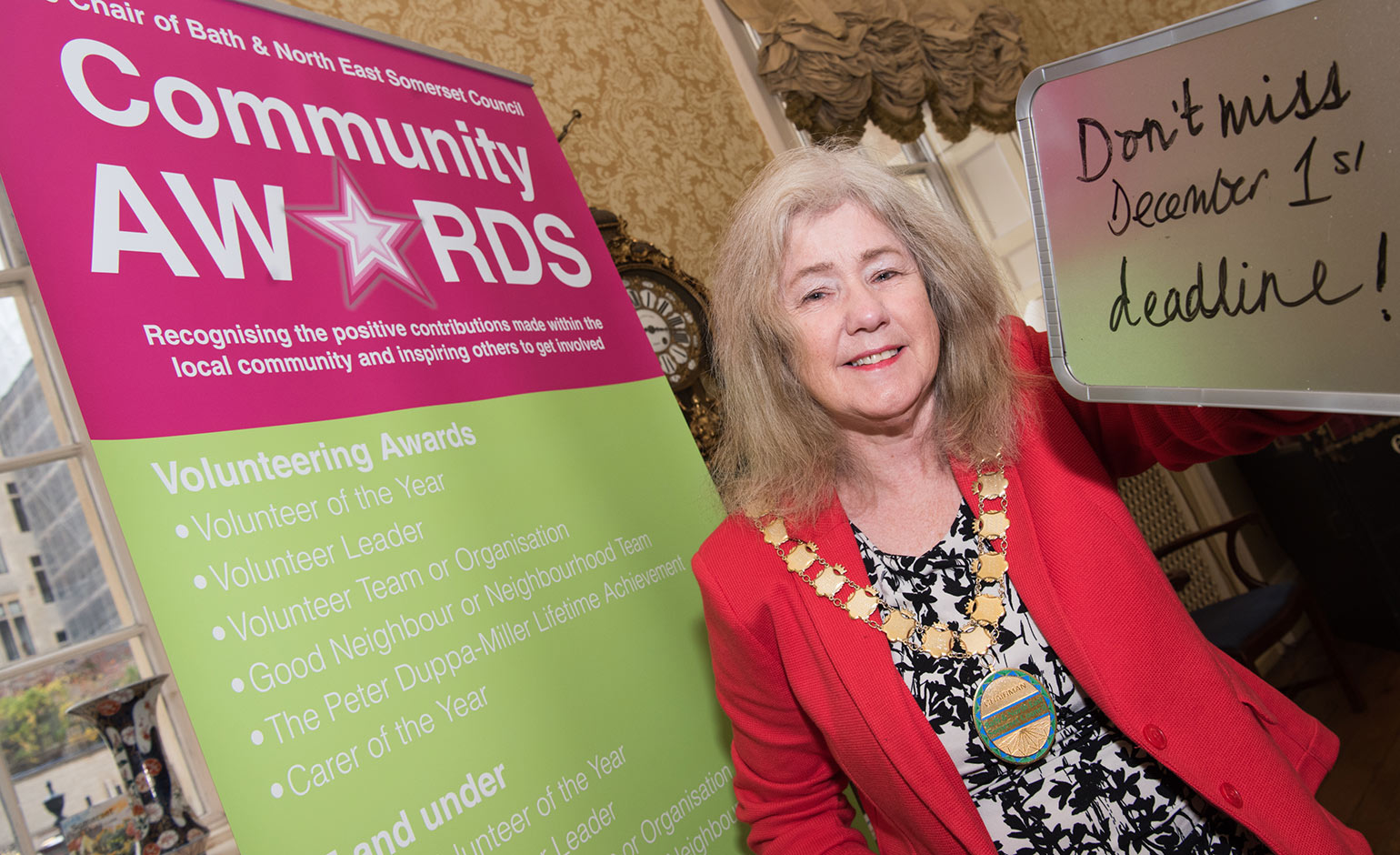 Time running out to nominate hard-working heroes for Community Awards
