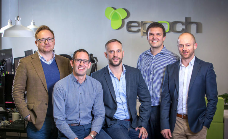 The partners of the Epoch firm in Bath
