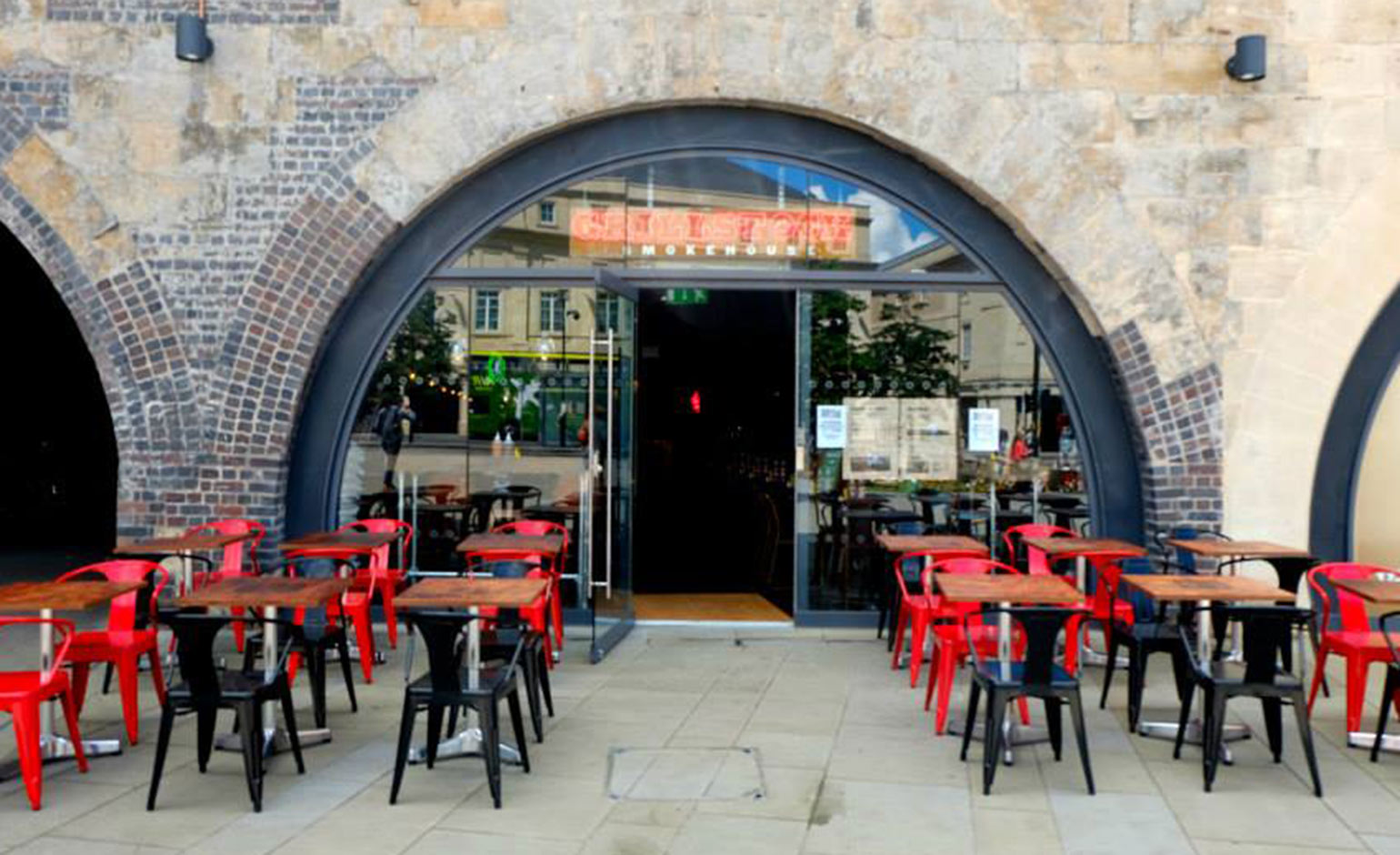 Future of Bath's Grillstock restaurant in doubt after chain goes into administration