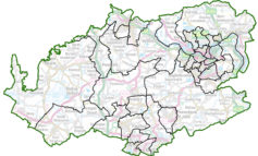 Consultation on draft proposals for new council ward boundaries opens