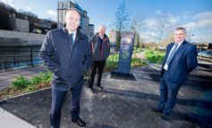 Initial work to transform river bank in Bath Quays project completed